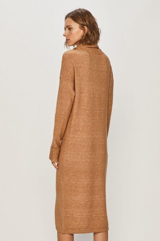 Vero Moda - Šaty  42% Akryl, 2% Elastan, 4% Vlna, 2% Alpaka, 50% Recyklovaný polyester