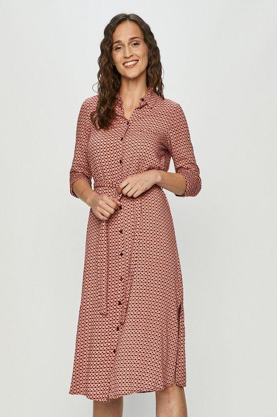 różowy Vero Moda - Sukienka Damski