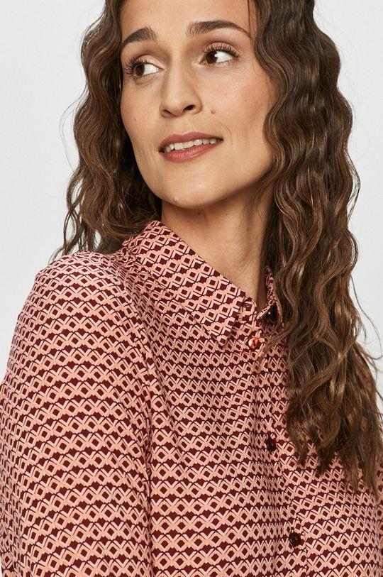 różowy Vero Moda - Sukienka