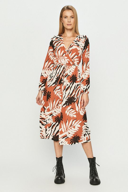 vícebarevná Roxy - Šaty Dámský