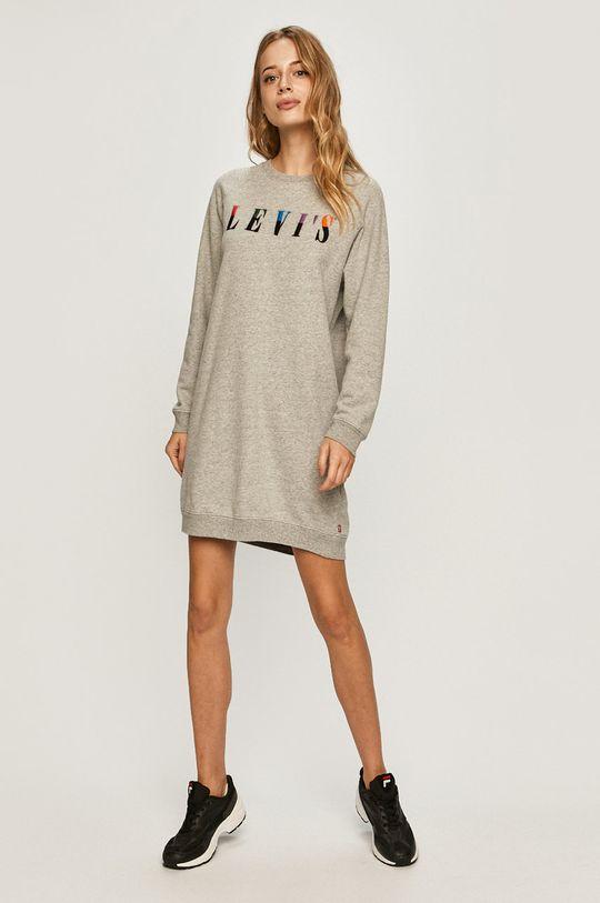 Levi's - Šaty sivá