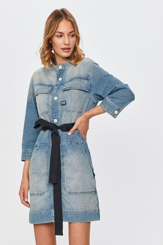 albastru G-Star Raw - Rochie jeans De femei