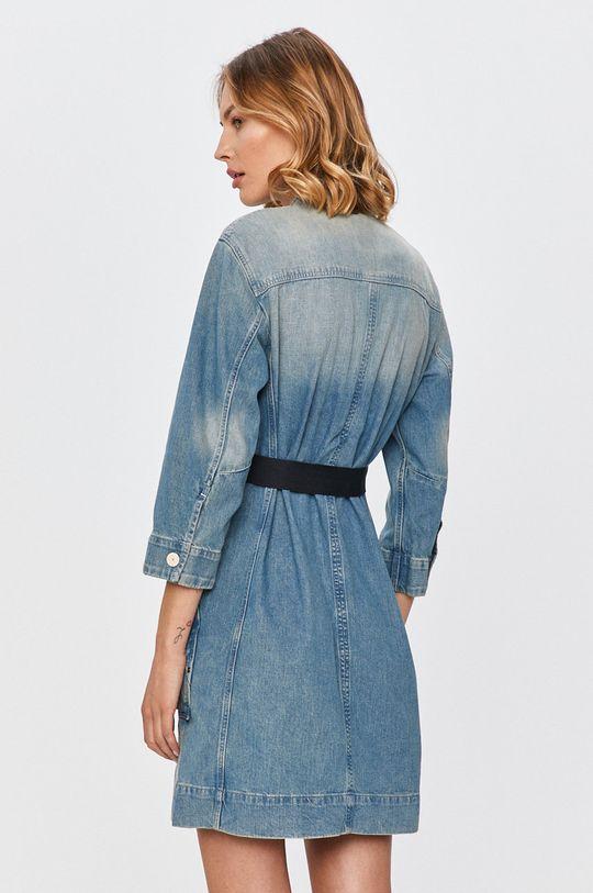 G-Star Raw - Rochie jeans  100% Bumbac
