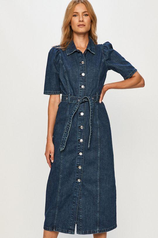 bleumarin Only - Rochie jeans De femei