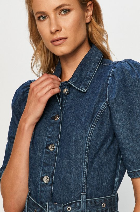 bleumarin Only - Rochie jeans