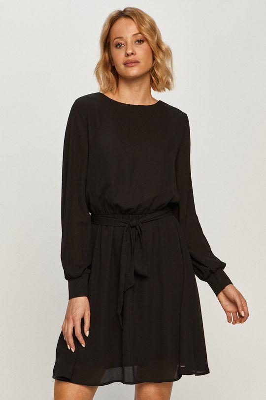 czarny Pepe Jeans - Sukienka Lila Damski