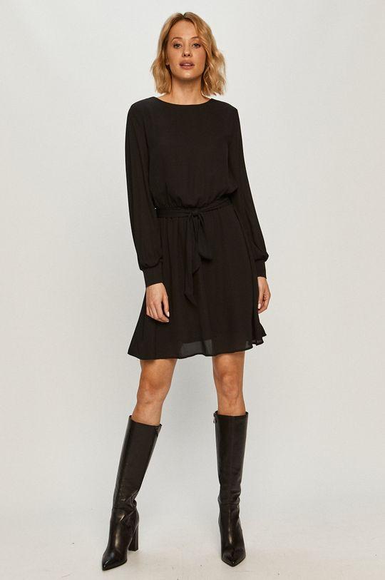 Pepe Jeans - Sukienka Lila czarny