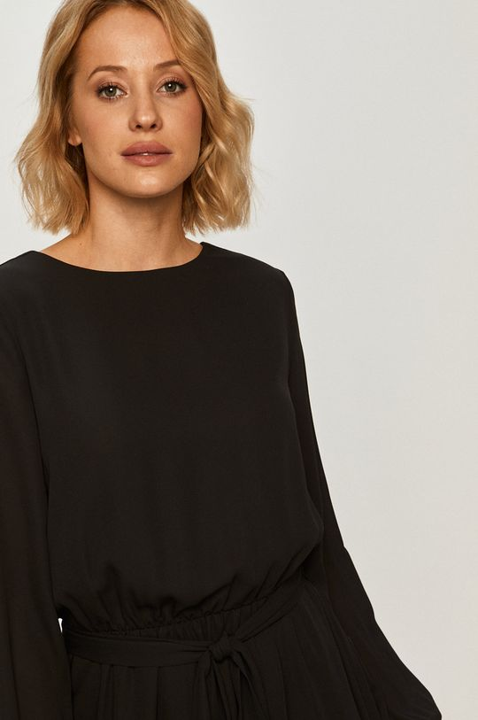 czarny Pepe Jeans - Sukienka Lila