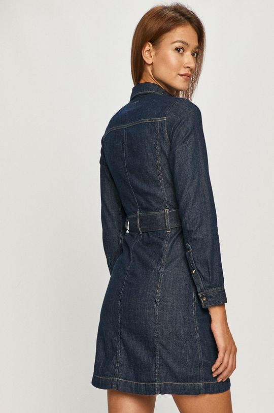 Pepe Jeans - Sukienka jeansowa Julie 100 % Bawełna