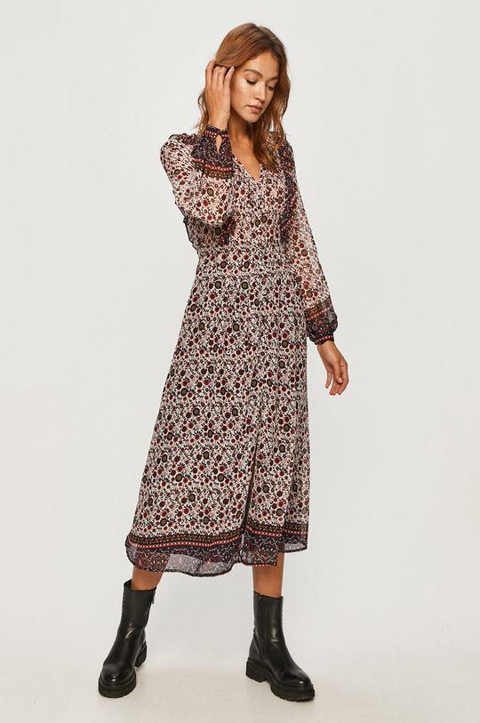 viacfarebná Pepe Jeans - Šaty Michellee Dámsky