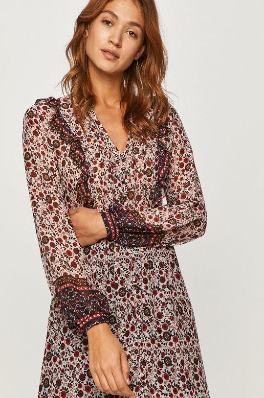 viacfarebná Pepe Jeans - Šaty Michellee