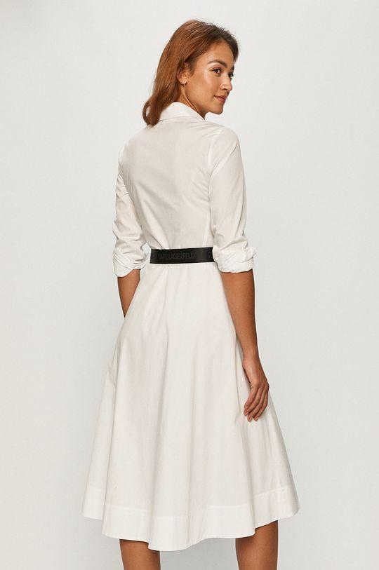 Karl Lagerfeld - Šaty bílá