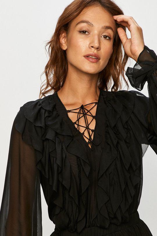czarny Miss Sixty - Sukienka