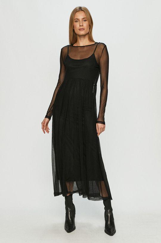 černá Noisy May - Šaty Dámský