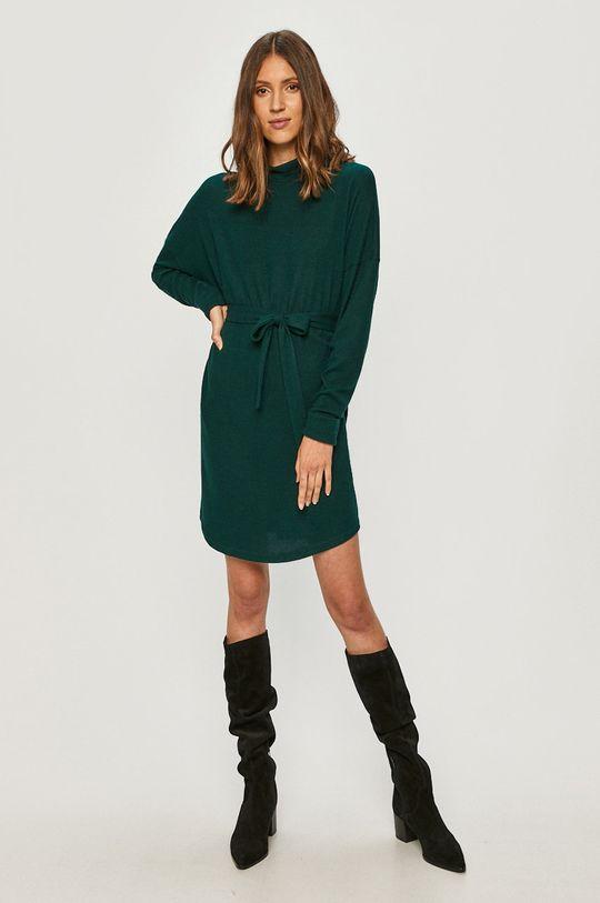 Noisy May - Šaty zelená