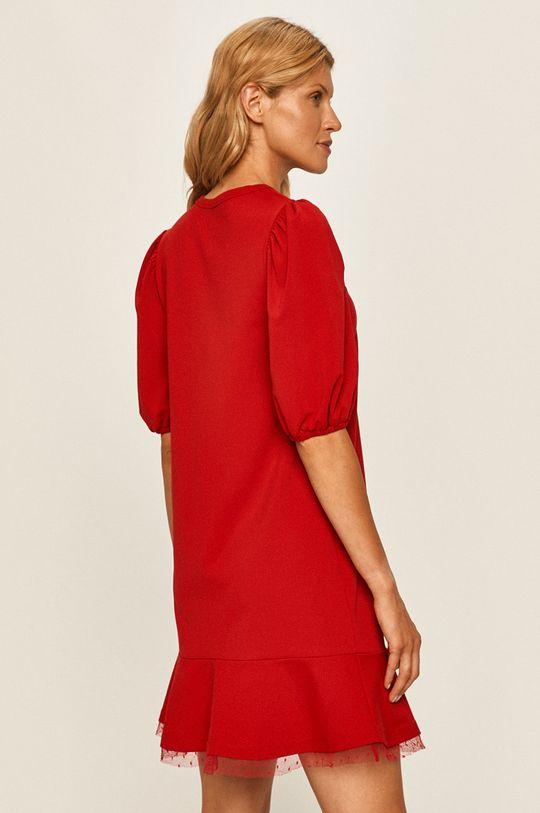 Red Valentino - Sukienka Materiał zasadniczy: 3 % Elastan, 33 % Poliamid, 64 % Wiskoza, Wykończenie: 100 % Poliamid