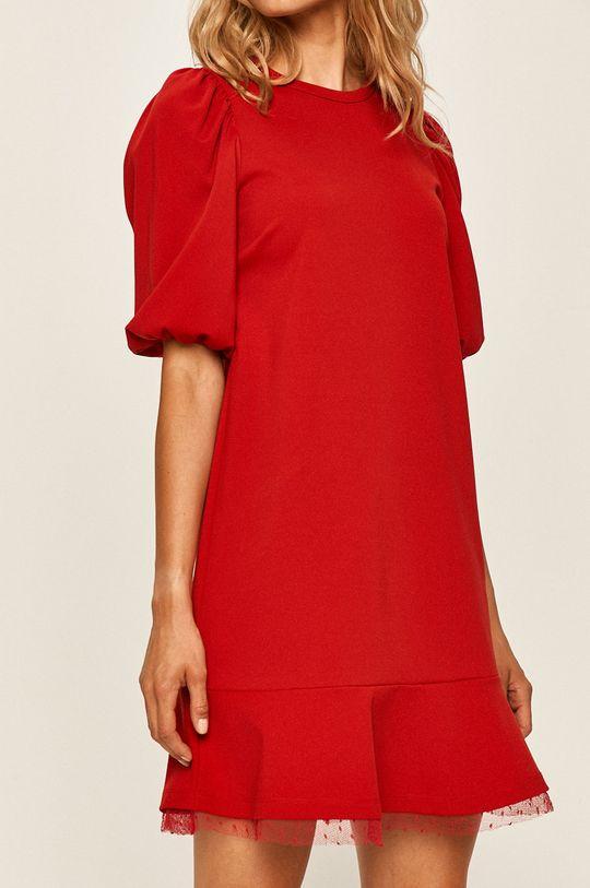 czerwony Red Valentino - Sukienka
