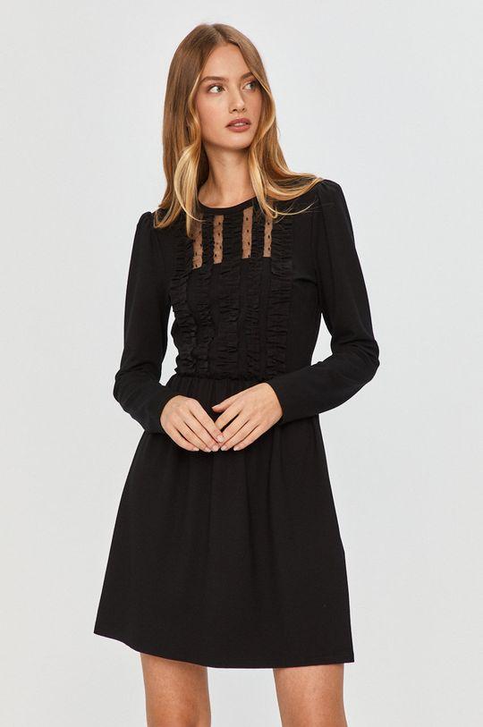 Red Valentino - Šaty čierna