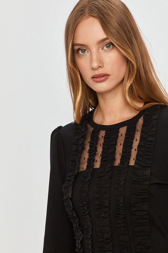 čierna Red Valentino - Šaty