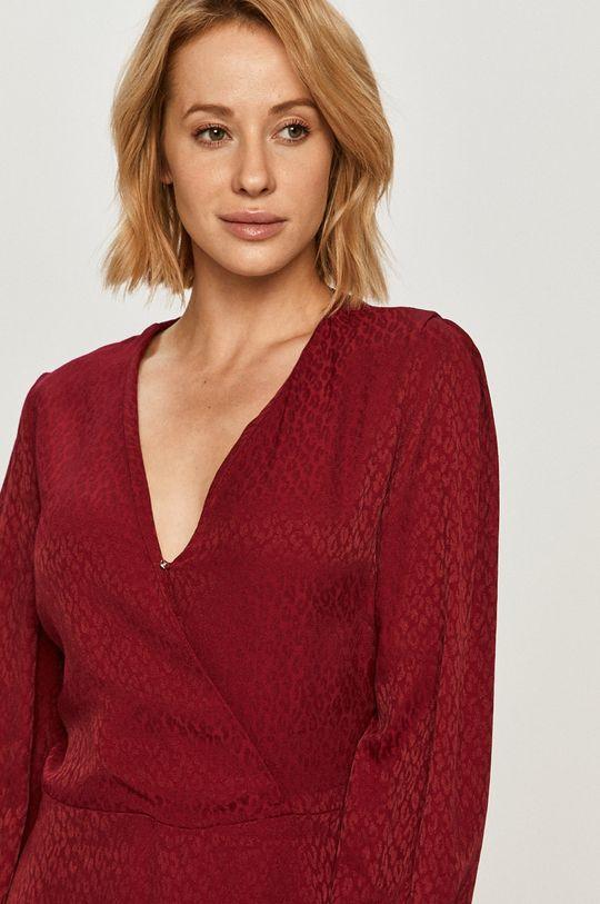 czerwony Morgan - Sukienka