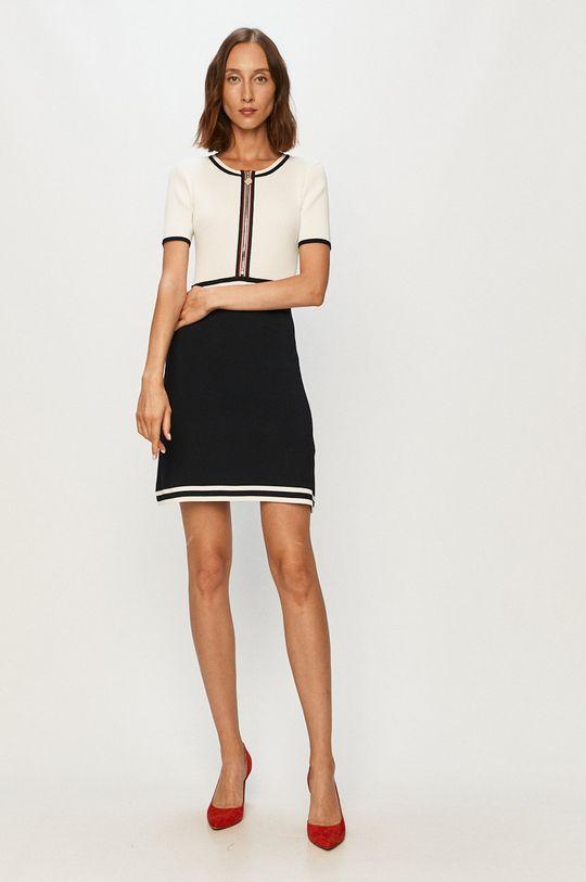 Morgan - Šaty tmavomodrá