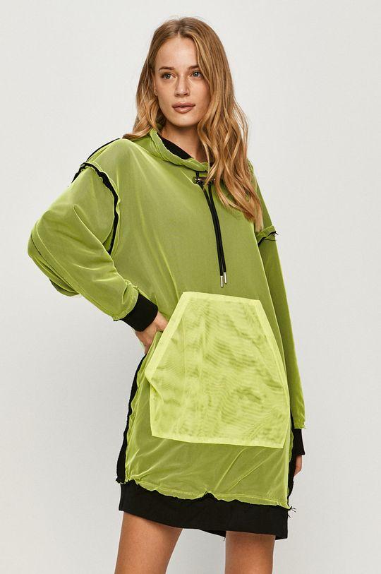 zelená Diesel - Obojstranné šaty Dámsky