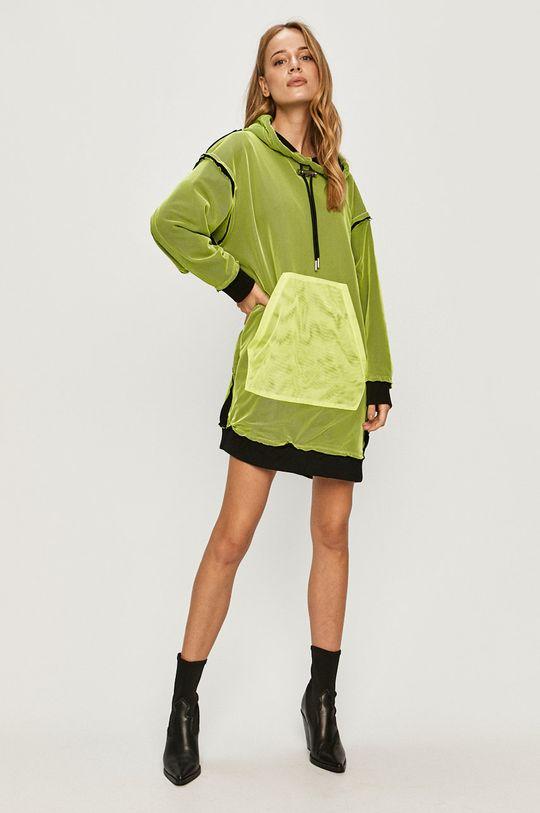 Diesel - Obojstranné šaty zelená