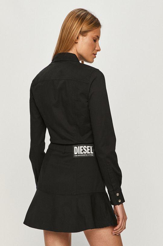 Diesel - Šaty  98% Bavlna, 2% Elastan