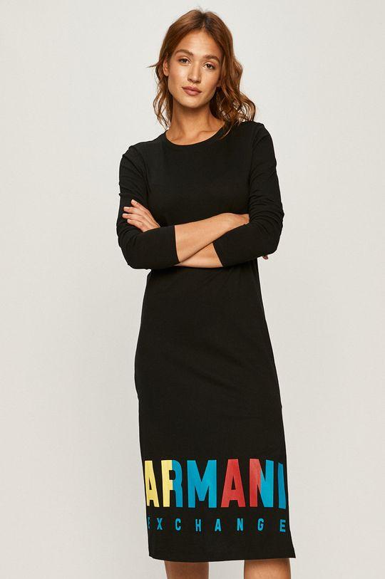 negru Armani Exchange - Rochie De femei