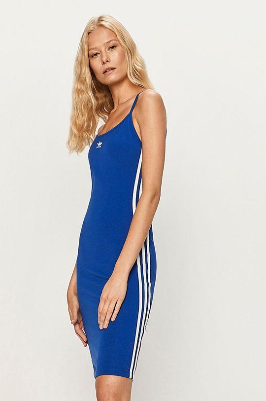 niebieski adidas Originals - Sukienka Damski