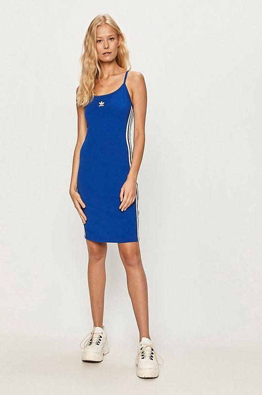 adidas Originals - Sukienka niebieski