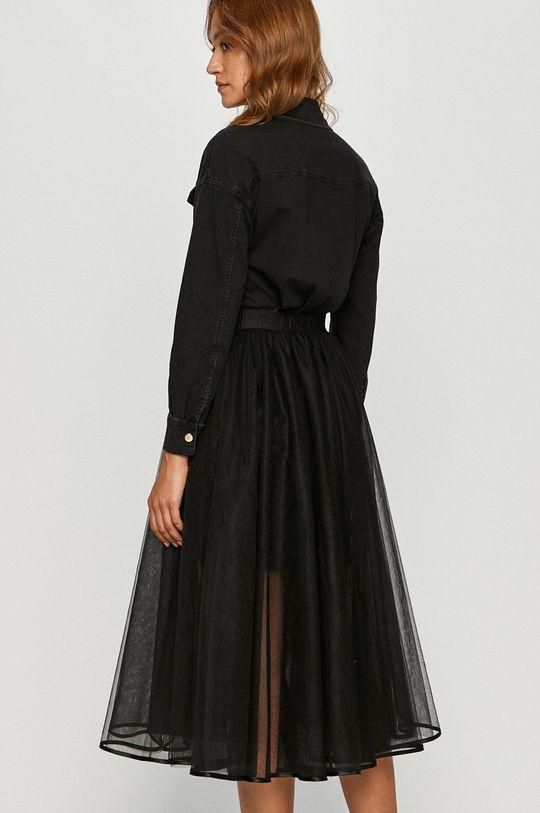 czarny Pinko - Sukienka