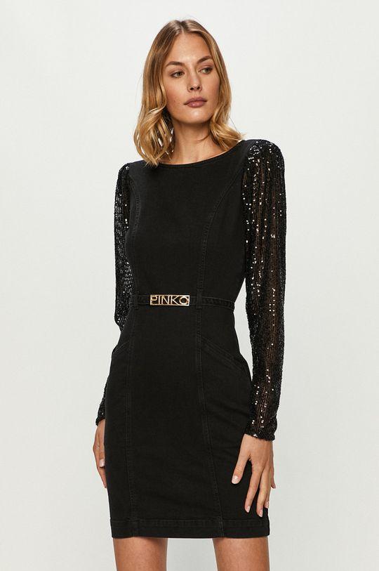 negru Pinko - Rochie De femei