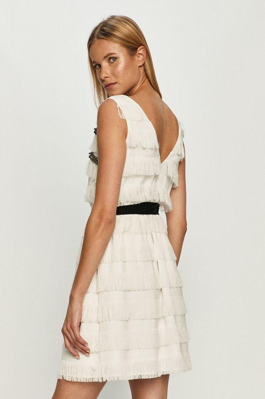 Pinko - Šaty  Podšívka: 100% Polyester Hlavní materiál: 100% Polyester Materiál č. 1: 100% Hedvábí Provedení: 100% Mosaz