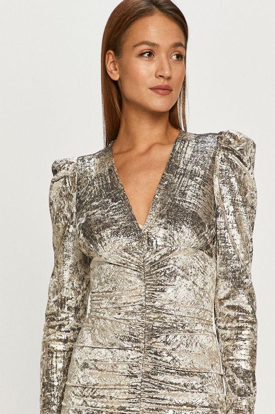 stříbrná Pinko - Šaty