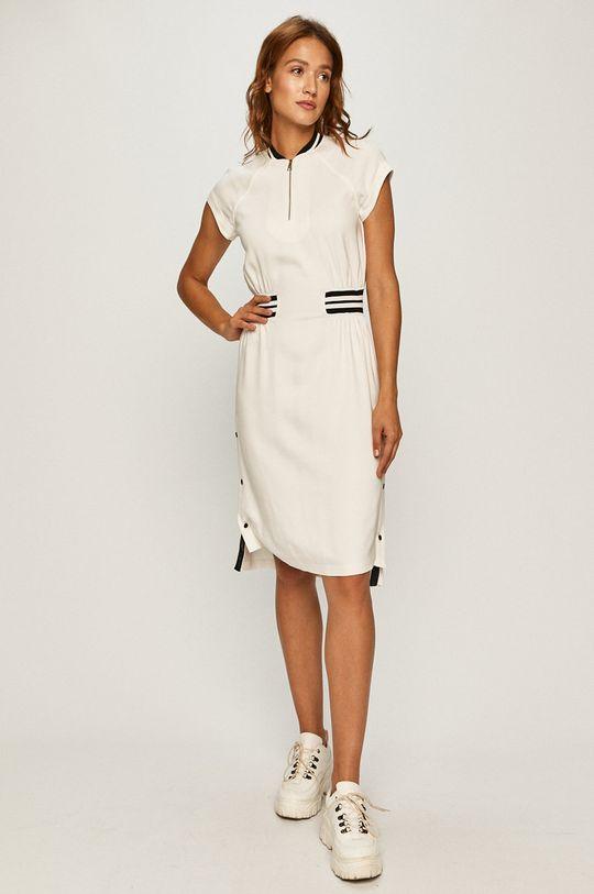 Karl Lagerfeld - Šaty biela