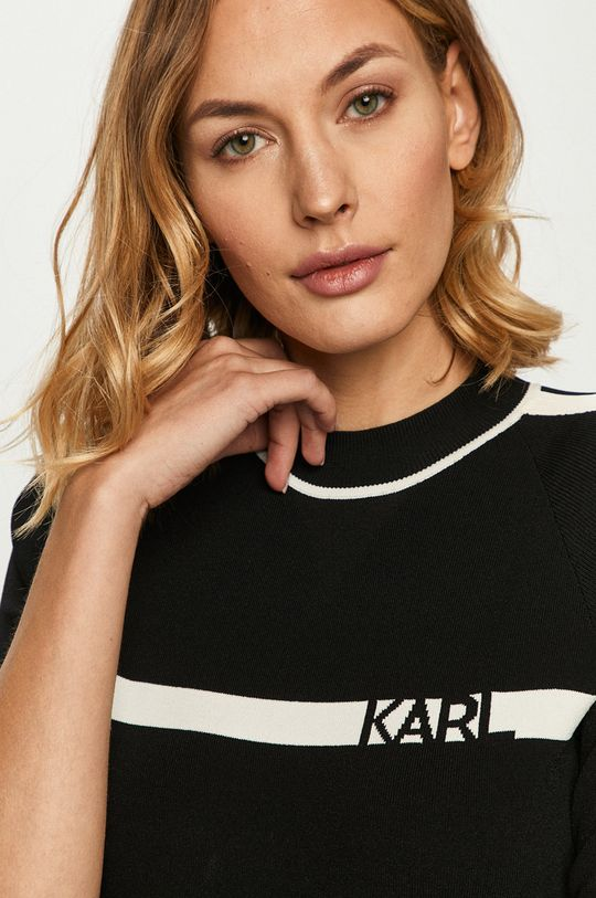 negru Karl Lagerfeld - Rochie