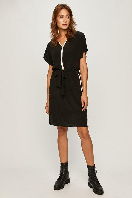 Karl Lagerfeld - Sukienka czarny