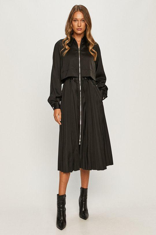 čierna Karl Lagerfeld - Šaty Dámsky