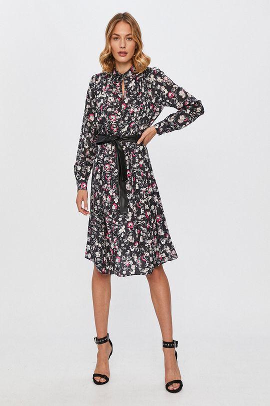 Karl Lagerfeld - Šaty čierna