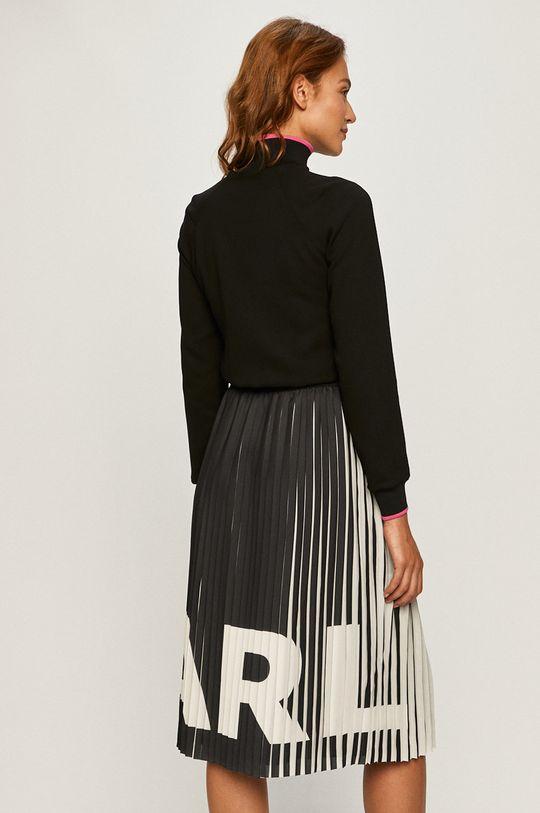 Karl Lagerfeld - Šaty  Podšívka: 100% Polyester 1. látka: 3% Elastan, 97% Viskóza 2. látka: 100% Polyester 3. látka: 35% Nylón, 65% Viskóza