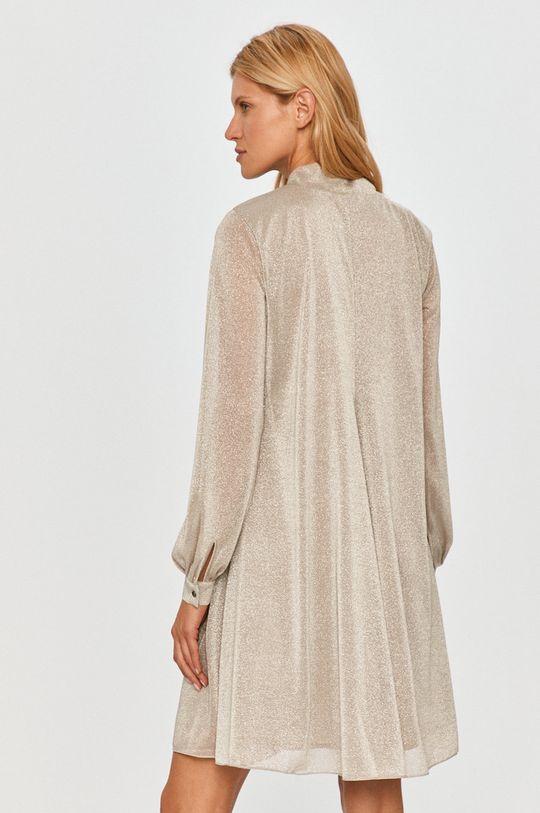 MAX&Co. - Sukienka Podszewka: 100 % Poliamid, Materiał zasadniczy: 66 % Poliester, 34 % Włókno metaliczne