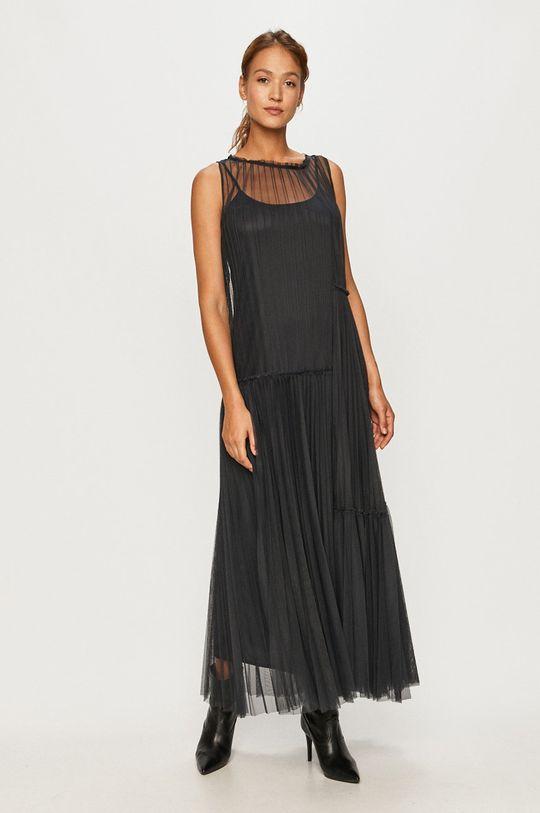 темно-синій MAX&Co. - Сукня Жіночий
