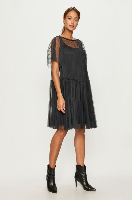 тёмно-синий MAX&Co. - Платье