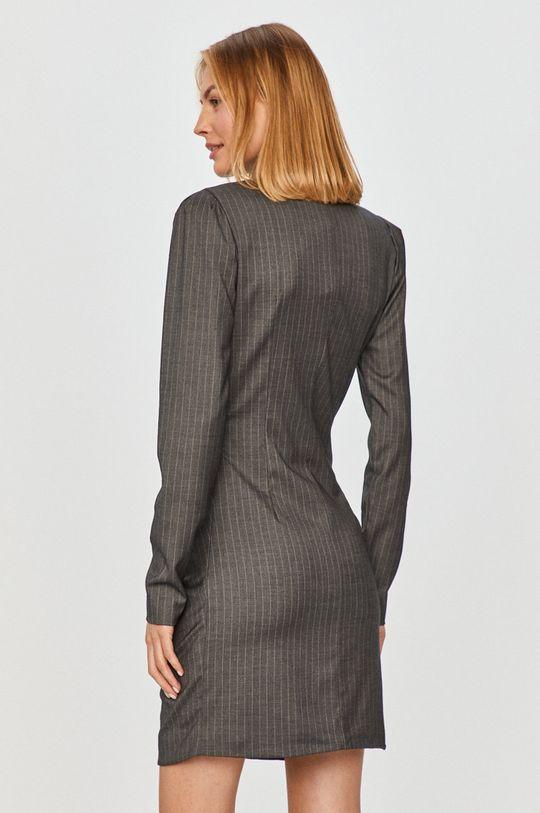 Silvian Heach - Sukienka 28 % Bawełna, 2 % Elastan, 70 % Poliester