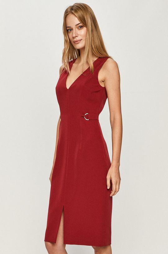 czerwony Trussardi Jeans - Sukienka Damski