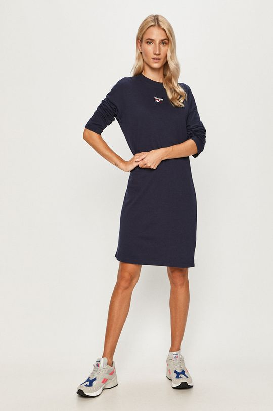 Reebok Classic - Платье тёмно-синий