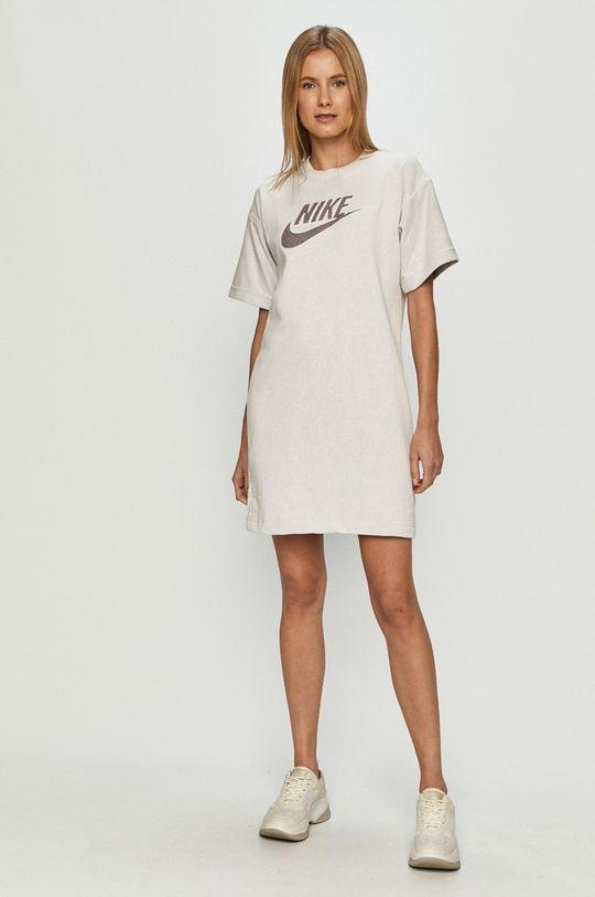 Nike Sportswear - Šaty bílá
