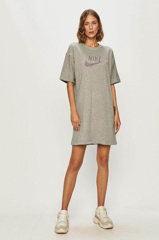 Nike Sportswear - Sukienka szary