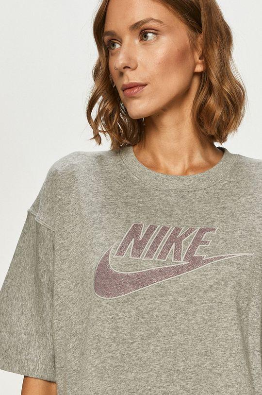 szary Nike Sportswear - Sukienka